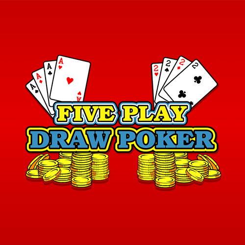 Five Play Draw Poker