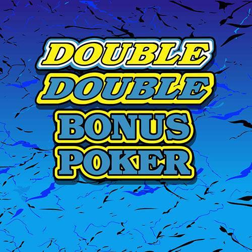 Game King Double Double Bonus Poker