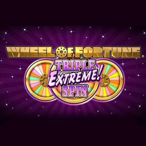 Wheel of Fortune® Triple Extreme Spin