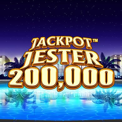 Jackpot Jester 200k