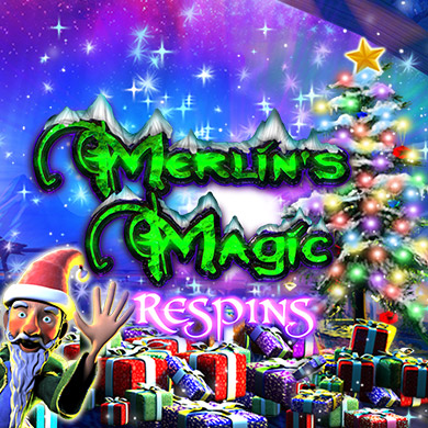 Merlins Magic Respins Christmas