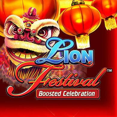 Lion Festival Boosted Celebration