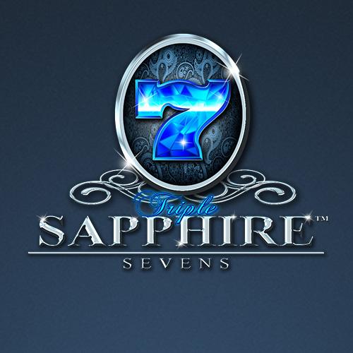 Triple Sapphire 7's